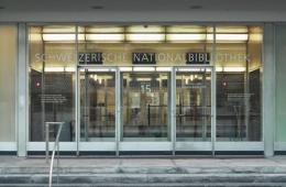 Bild: Schweizer Nationalbibliothek