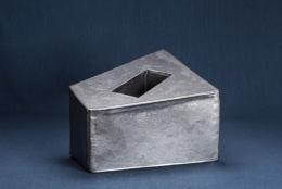 """Sébastien de Ganay, """"Ceramic 57"""", 2020, Keramik, 24 x 35 x 35 cm © Foto: Studio de Ganay"""
