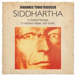 Siddhartha Cover