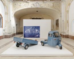 Simon Starling (geboren 1967), La Decollazione, 2018, Courtesy Galleria Franco Noero, Turin © Simon Starling. All Rights Reserved/2021, ProLitteris, Zurich