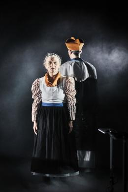 Elke Maria Riedmann, Grégoire Gros, Foto: Anja Köhler