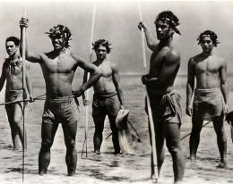 Tabu - A Story of the South Seas (F. W. Murnau, US 1931)