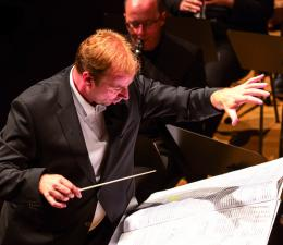 Dirigent Thomas Ludescher
