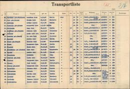 Transportliste Berlin (Bild: zVg)