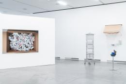 Real Madrid, It's my party and I'll die if I want to, 2019, Courtesy the artists, Co-produced by Migros Museum für Gegenwartskunst.Wolfgang Tillmans, 17 Years' Supply, 2014, Courtesy the artist and Galerie Buchholz, Berlin / Colo- gne / New York.Ausstellungsansicht Migros Museum für Gegenwartskunst, Foto: Lorenzo Pusterla