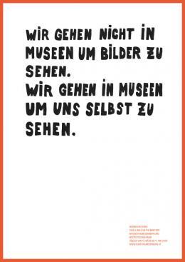 Werner Reiterer, Konzeptplakat 02