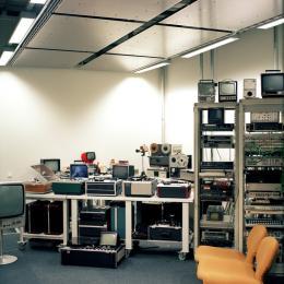 Labor für antiquierte Videosysteme © ZKM | Zentrum für Kunst und Medien Karlsruhe, Foto: Andreas Friedrich